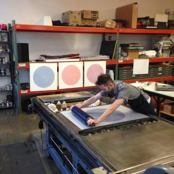 Brian printing small